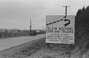 US Highway Sign