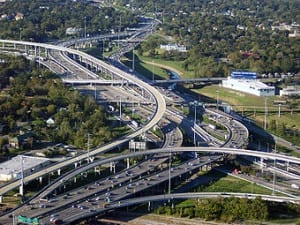 US Highways Transportation System