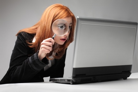 Will Looking at Screens Lead to Blindness?