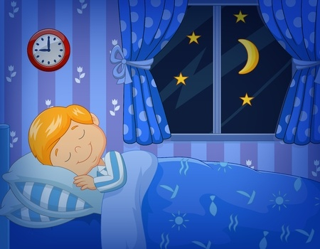 Timely sleep the best solution?