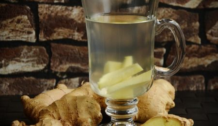 Useful properties of ginger