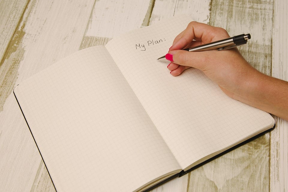 How to Prioritize, Organize, and Plan Your Life