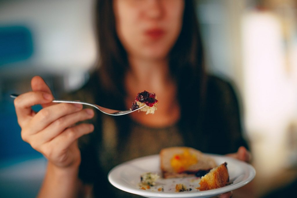 Emotional Overeating: How Not to Overeat When You Are Sad